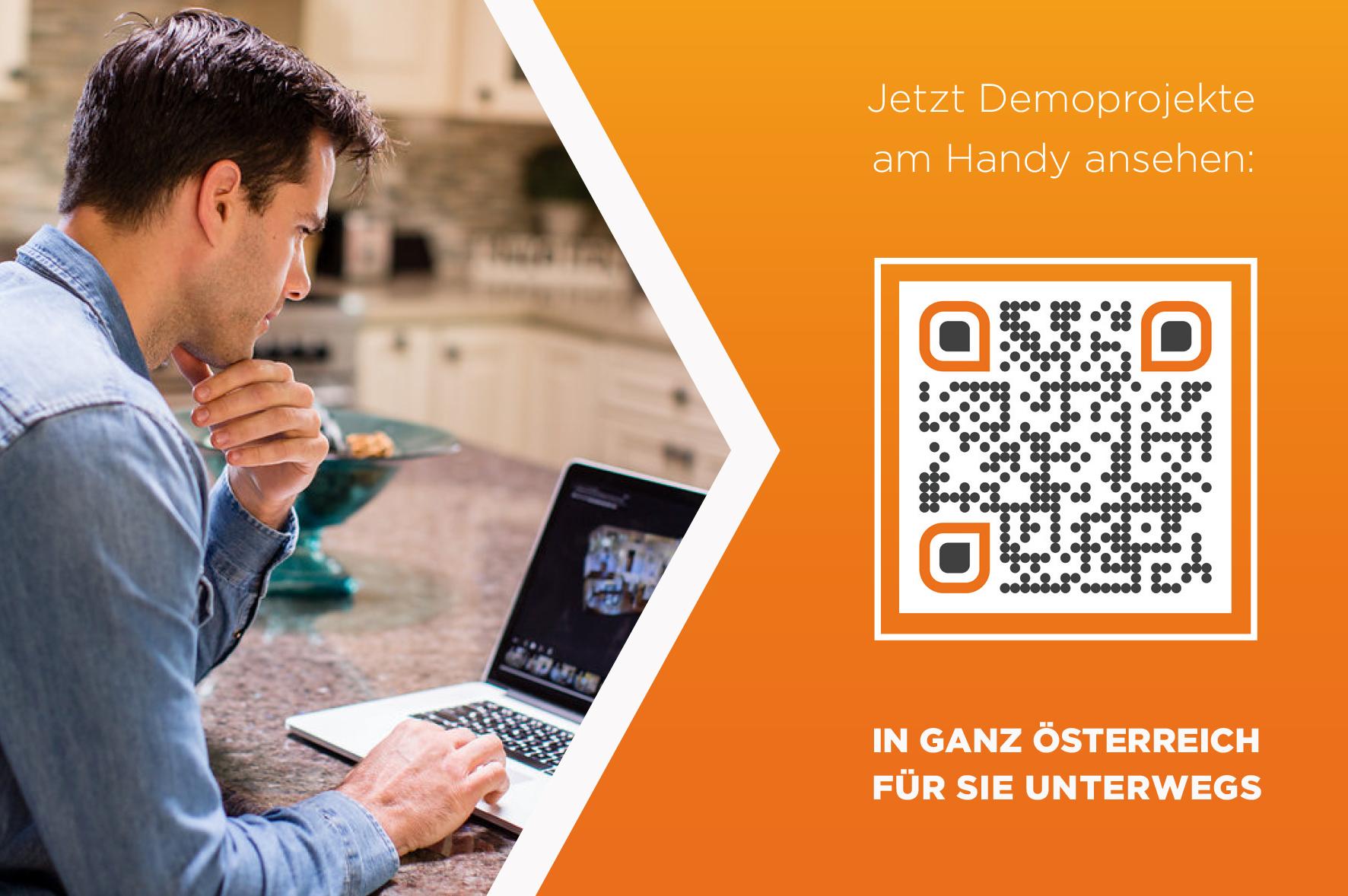 QR Code einfach mit dem Handy scannen